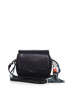 Rebecca Minkoff Mini Sydney Leather Crossbody Bag