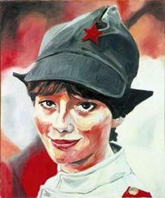 kippenberger Die sympathische Kommunistin«, 1983