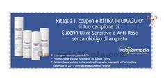 Campione omaggio Eucerin Ultra Sensitive e Anti-Rose - http://www.omaggiomania.com/campioni-omaggio/campione-omaggio-eucerin-ultra-sensitive-e-anti-rose/