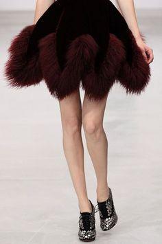 Azzedine Alaia Fall 2011 Haute Couture (Details)