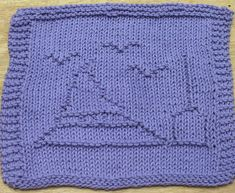 Pattern may be used to give finished projects as gifts or to sell. Pattern may not be sold, posted or copied to another website. Knitted Dishcloth Patterns Free, Knitting Dolls Free Patterns, Knitted Dolls Free, Knitted Washcloths, Dishcloth Knitting Patterns, Crochet Dishcloths, Knitting Designs, Knit Patterns, Knit Crochet