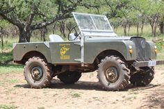 Land Rover VERY EARLY SERIE 1