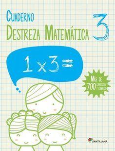 Cuaderno Destreza Matemática 3 by SANTILLANA Venezuela - issuu
