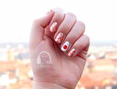 Nail Art, Koi, Koi Style, NOTD