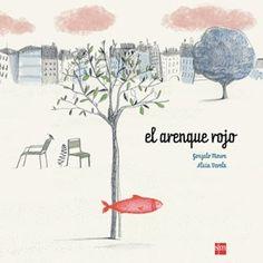 EL ARENQUE ROJO by GONZALO MOURE & ALICIA VARELA
