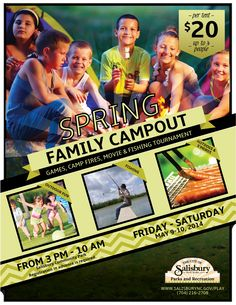 Spring Family Camp Out