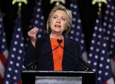 Hillary Clinton buscou informações sobre incidente com UFO ocorrido em 1965 Virtual candidata do Partido Democrata e seu líder de campanha fizeram seguidas promessas de que, caso eleita, ela abriria os arquivos ufológicos do governo norte-americano Hillary Clinton, praticamente candidata democrata à Casa Branca; ela prometeu seguidas vezes abrir os arquivos ufológicos, caso eleita   Leia mais: http://ufo.com.br/noticias/hillary-clinton-buscou-informacoes-sobre-incidente-com-ufo-ocorrido-em-1