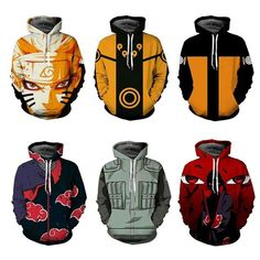 Naruto Hoodies Sweatshirts Kakashi Akatsuki Sasuke Hoodies Pullovers really enjoy this Superman, Hoodie Sweatshirts, Zip Hoodie, Naruto And Sasuke, Anime Naruto, Sasuke Akatsuki, Streetwear, Cosplay Costume, Shirts & Tops