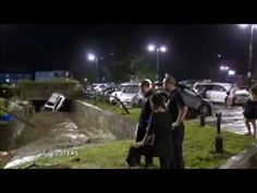 Deadly flooding hits Maryland on cin news