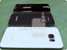 ¡Lanzan imágenes del posible Samsung Galaxy S6! | Chermary