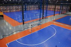 SnapSports® Game Courts & Athletic Surfaces is Thrilled to Have Entered Into a Multi-Year Agreement with @Futsal International in the UK