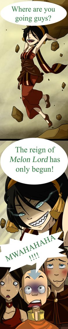 Reign of Melon Lord by FuuFuuCuddlyPoops