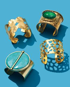 Stephen Dweck Statement Cuffs.