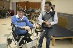 Mechanical engineering professor invents portable mobility assistant device