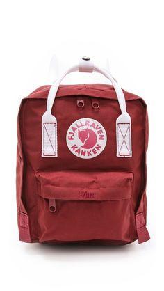 Fjallraven Kanken Mini Backpack instead of Easter basket.