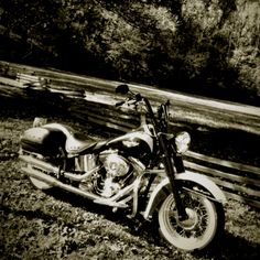 """The """"American Ride"""" Harley at President Lincoln's Birthplace in Kentucky"""