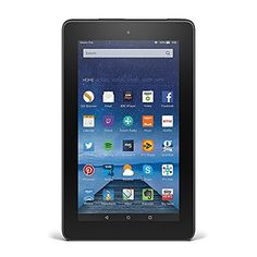 Fire Tablet 7 Display Wi-Fi 8 GB (Black)  Includes Special Offers This is a top pick of a deal among the top selling products online in Electronics category in UK. Click below to see its Availability and Price in your country.