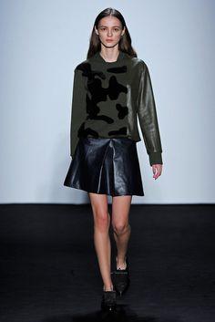 New York Fashion Week Fall 2013 Timo Weiland