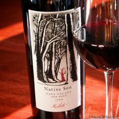 red wine blend KULETO NATIVE SON napa valley, California 2009