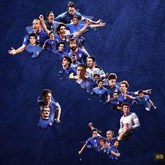 A Team, International Football, Uefa Champions League, Sculpture, Michel, Football Soccer, World Cup, Superstar, My Arts