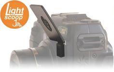 The LIGHTSCOOP Junior for Compact Cameras Like The Canon G10, G12, G15, G16 Digital Cameras Professor Kobre's, $19.95 on Amazon May 2015 http://www.amazon.com/dp/B00BHH6IXI/ref=cm_sw_r_pi_dp_rltvvb1SDJW1K