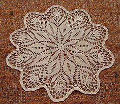 Doily (free pattern)