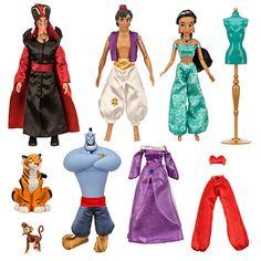 OMG!!! Aladdin Deluxe Doll Gift Set
