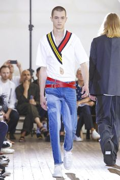 Facetasm Menswear Collection Spring Summer 2017 in Paris