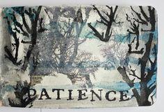Moleskine Monday - Patience