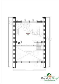 Proiect Doralnic 17 Case din busteni - Cabane din lemn Case, Cabana, Floor Plans, Photography, Photograph, Fotografie, Cabanas, Photoshoot, Floor Plan Drawing