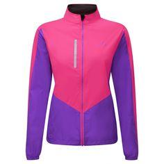 Buy Ronhill Vizion Windlite Women's Running Jacket, Pink/Purple from our Women's Running Wear range at John Lewis & Partners. Running Wear, Running Jacket, Running Women, Running Accessories, Wind Jacket, Lightweight Jacket, Pink Purple, Blue