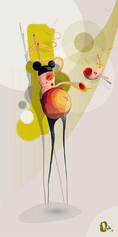 13 Surrealist Artworks: 25 Inspiring Vector Illustrations