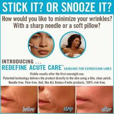 August is Acute Care month!  Fill a wrinkle while you sleep!  Watch this video from Dr. Tim and how Acute Care can work on those pesky lines! Remember if you join my team this month with the RFx ir Big Business kit-I will give you a box for FREE! If you become a Preferred Customer-you will be entered to win a FREE box.    https://m.youtube.com/watch?feature=em-subs_digest&v=9tQjuS8WCbk