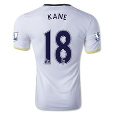 9f25b97e8 Men s 2014 15 Tottenham Hotspur Harry Kane 18 Home Soccer Jersey. WANT AND  GETTING