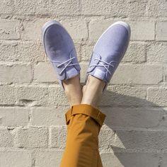 Fish n Chips. Mens Sneakers. Chinos. Denim. Spam 2.  Buy Now: http://www.baselondon.com/spam-2-denim-pale-blue