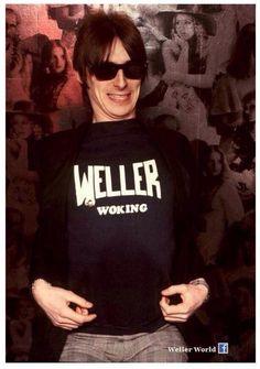 Weller in Woking :)