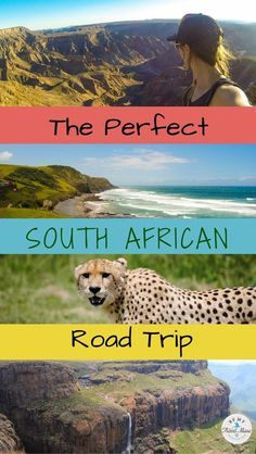 A great itinerary for 2-3 weeks traveling through South Africa on a road trip, with all the highlights and some unexpected gems.