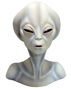 Other Costume Accessories 82161: Roswell Alien Bust Accessories New Free Shipping In Us ! -> BUY IT NOW ONLY: $135.36 on eBay!