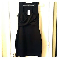 Spotted while shopping on Poshmark: Express body con dress NWT! #poshmark #fashion #shopping #style #Express #Dresses & Skirts