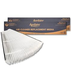 #Aprilaire Air Filters help keep your HVAC equipment running at peak efficiency. The Aprilaire 513 air filters fit the Aprilaire 1510 Air purifier system. This M...