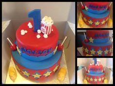 Carnival Themed Cake!