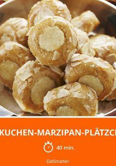 Lebkuchen-Marzipan-Plätzchen - smarter - Zeit: 40 Min. | eatsmarter.de