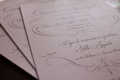 www.italianfelicity.com #invitations #paper #print