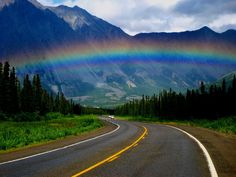 rainbow images | Project number one