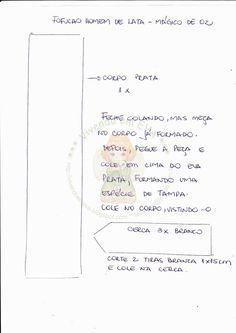 El Rincon Fofuchero: HOMBRE DE HOJALATA CON MOLDES (DE LA WEB)