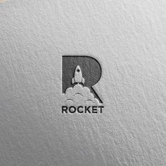 Logo inspiration: Rocket by @pratikto Hire quality logo and branding designers at Twine. Twine can help you get a logo, logo design, logo designer, graphic design, graphic designer, emblem, startup logo, business logo, company logo, branding, branding designer, branding identity, design inspiration, brandinginspiration and more.