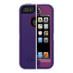 OtterBox Defender Case for iPhone 5 - Purple / Violet