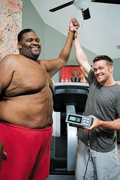 Extreme Makeover Trainer's Weight Loss Tips