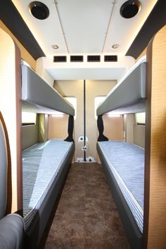 A popular country band found this CMI Sprinter, but it wasn't quite perfect for them. The band of four needed a place to sleep while on the road, ...