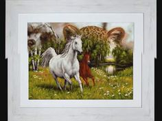 Gobelin Needlepoint Tapestry embroidery Kit Luca-S Petit point. This is Gobelin kit by Luca-S (Republic of Moldova). The kit includes Kit a new, unopened. Diy Bead Embroidery, Embroidery Kits, Modern Cross Stitch, Cross Stitch Patterns, Cross Stitch Numbers, Art Origami, Tapestry Kits, Art Du Fil, Needlepoint Kits